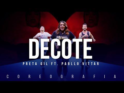 Decote - Preta Gil ft. Pabllo Vittar | FitDance TV (Coreografia) Tutorial and Dance Video