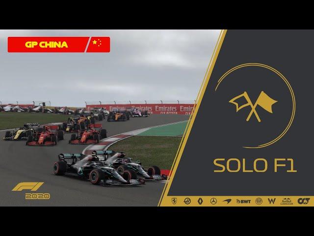 🔴 F1 2020 // Retransmisión SoloF1  ( Gp China  )