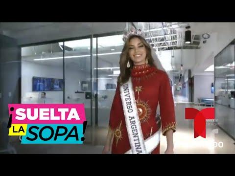 Conoce a Miss Argentina, Estados Unidos, China y Australia | Suelta La Sopa | Entretenimiento