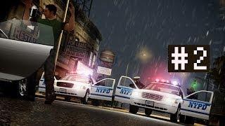 Grand Theft Auto IV (#2) Dzień z życia policjanta