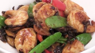 Chinese Spicy Ginger And Garlic Shrimp-chinese Coo