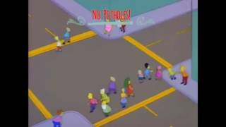 How Marge Vs. The Monorail should have ended...