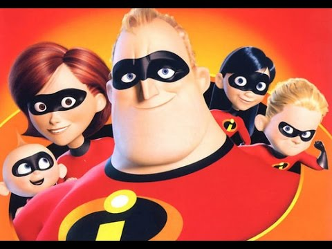Los Increibles Disney Pixar Pelicula De Videojuego En Español La Amenaza Del Socavador Parte 2 Youtube