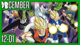 Top 12 Dragon Ball Fights Compilation | DBCember 2018 | Team Four Star (TFS)