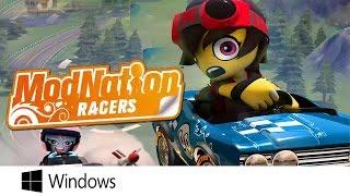 Descarga Gratis ModNation Racer Para PC