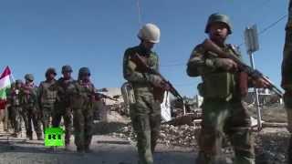 ISIS Defeat: Kurdish Peshmerga enters Sinjar, raises flag