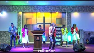 African Praise Medley-Danny Attah & The Tehilla Praise Team@ HJMI-The Qadish(UD-OLGC) Online Service