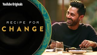 Dine with Hasan Minhaj, Eugene Lee Yang, and Michelle Kwan  | Recipe For Change