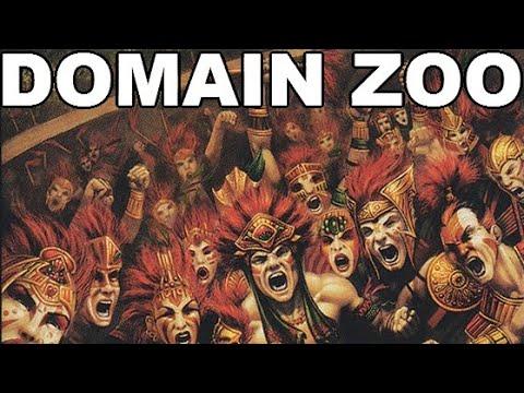 Pauper Domain Zoo League