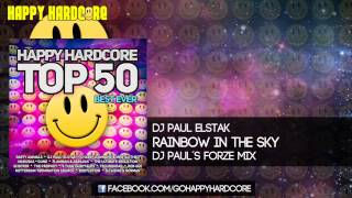 37 DJ Paul Elstak - Rainbow In The Sky (DJ Paul