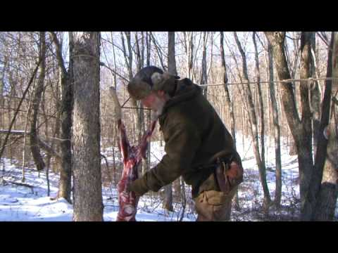 Pathfinder Outdoor Journal Ep 6 - Sub Zero Trapping In Southeast Ohio