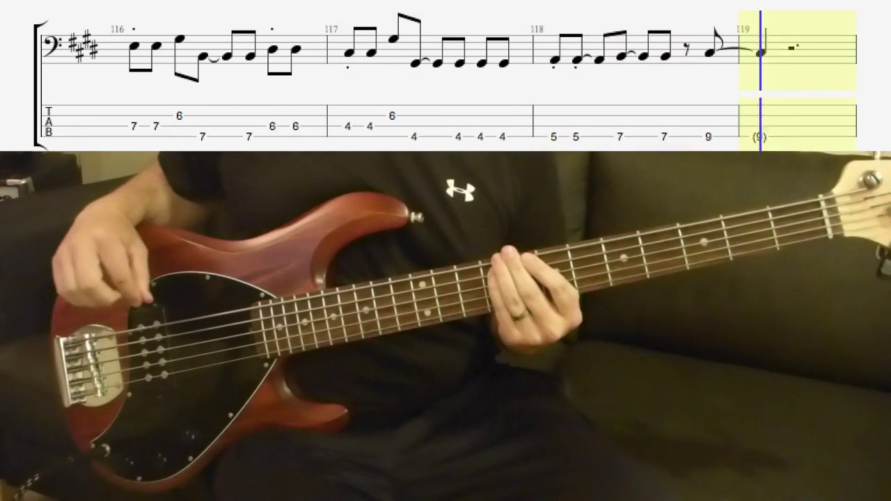 The Cars - Just What I Needed (Bass Cover with Tab) - YouTube