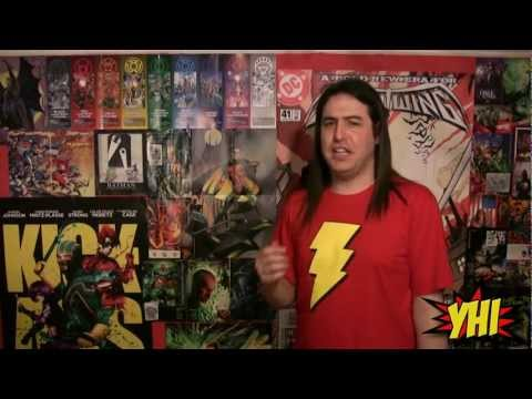 You Have Issues #6 - Captain Marvel The New 52