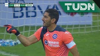 ¡Increíble! ¡Corona ataja penal de último minuto al Puebla!