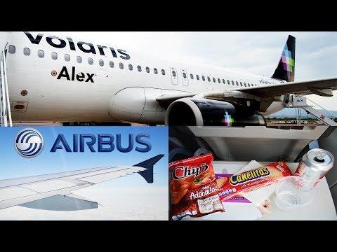 TRIP REPORT: Volaris | Dallas/Fort Worth (DFW) to Guadalajara (GDL) | Airbus A320 | Y4 893 | Economy