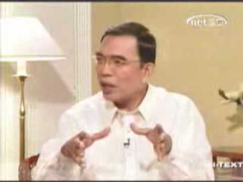 Debate ang dating daan youtube