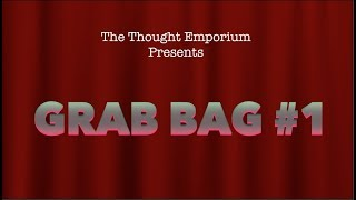 Eclipses, Lasers, Lifter, Light sabers and more! - Grab Bag #1