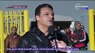 المقصورة - تصريحات ايهاب جلال المدير الفني لفريق مصر المقاصة بعد الفوز على الانتاج الحربي