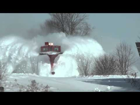 Thumbnail: Plowing Snow on the Ontario Southland