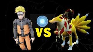 GTA 5 Naruto học đạo thầy Tiên nhân Cóc và thu phục Cửu Vĩ (ý tưởng Fan) GHTG