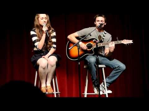 Everything Has Changed Taylor Swift (Cover) Sarah and Michael