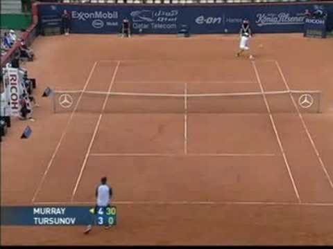 Mercedes-Benz Play Of The Month - May Dmitry Tursunov