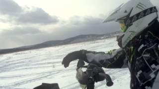 ARCTIC CAT F800 Russia Novouralsk