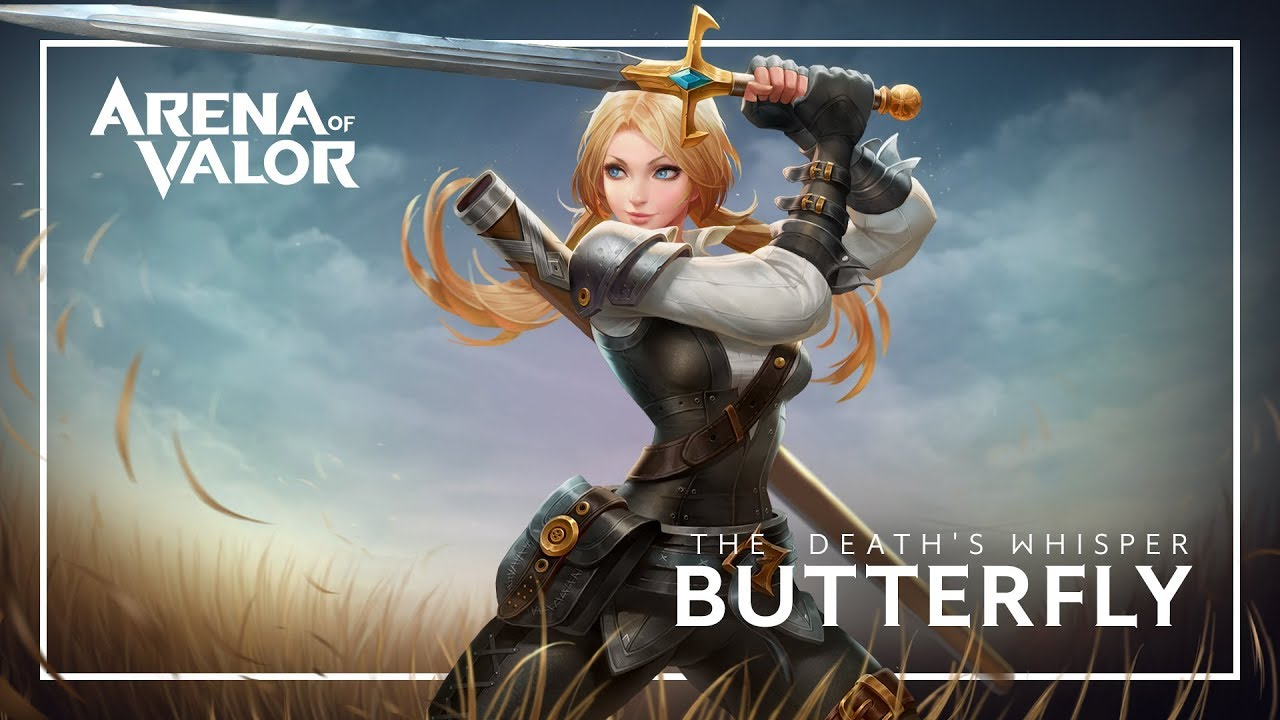 Arena Of Valor Butterfly