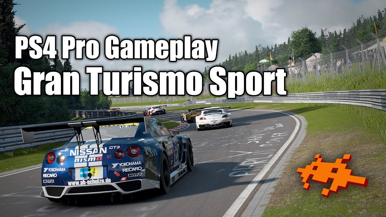 nordschleife gran turismo sport gameplay ps4 pro. Black Bedroom Furniture Sets. Home Design Ideas