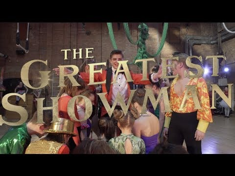 "Talented UK kids perform ""Greatest Showman Medley"" (Cover)"