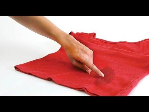 Éliminer toute sorte de tâche d'huile sur n'importe quel vêtement