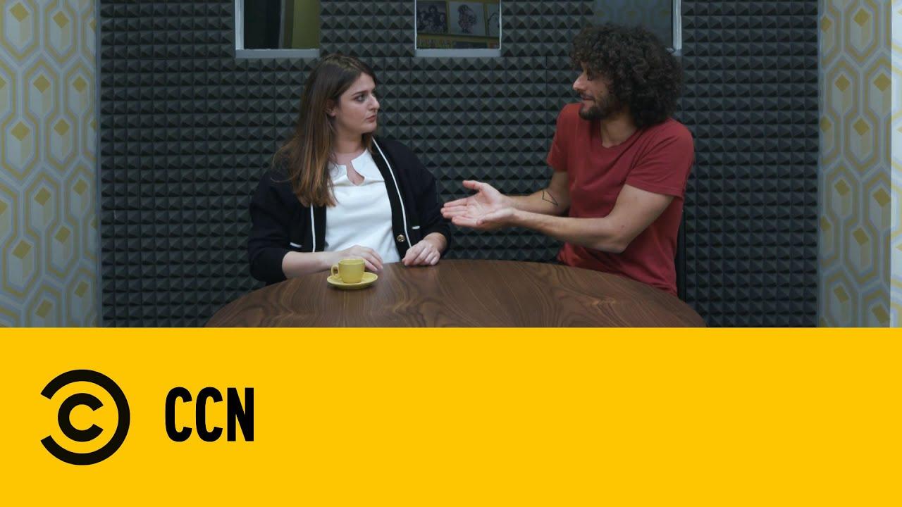 Ccn Comedy Central