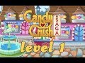 Candy Crush Saga Online - How to Play the game On Android Mobile - Level 01