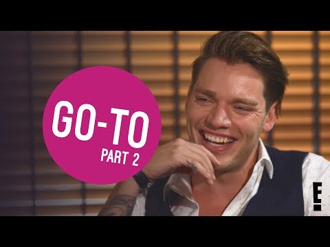 GOTO: Dominic Sherwood PART 2  DIGITAL EXCLUSIVE  The Hype  E!