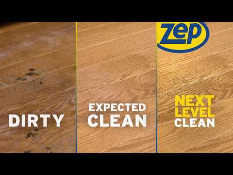 Best Way to Clean Wood & Laminate Floors from Zep