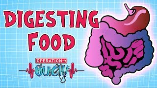 Operation Ouch - Digestion | Biology for Kids