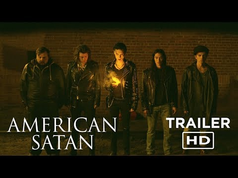 AMERICAN SATAN - Official Trailer #1 - In Theaters October Friday The 13th (2017)