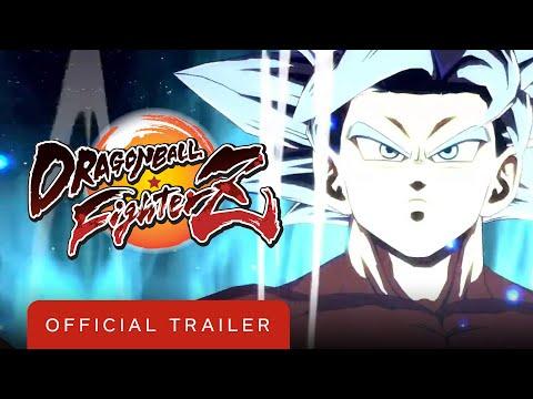 Dragon Ball FighterZ - Official Ultra Instinct Goku Launch Trailer