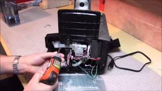 Cuisinart Coffee Maker Clogged : Cuisinart coffee maker toggle key repair - YouRepeat