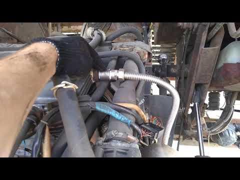 Про компрессор. Доработка накачки воздуха в МАЗ.