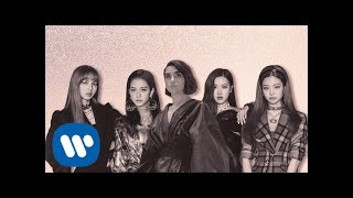 Dua Lipa & BLACKPINK - Kiss and Make Up ( Audio)