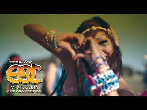 EDC MEXICO 2014 Official Trailer