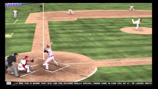 MLB 11 The Show SEASON プレイオフ ワールドシリーズ4