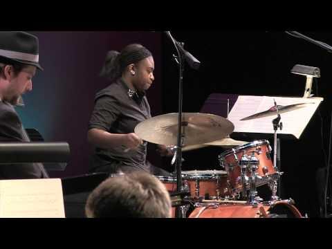 """George Mason Jazz Ensemble performs """"Rockin' In Rhythm"""" - Big Band Showdown 2015"""
