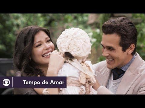 Tempo de Amar: capítulo 118 da novela, segunda, 12 de fevereiro, na Globo