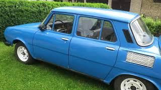 Škoda 100 - Letní start