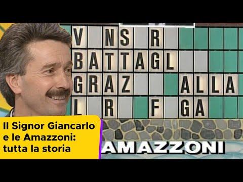 Il Signor Giancarlo e le Amazzoni: tutta la storia