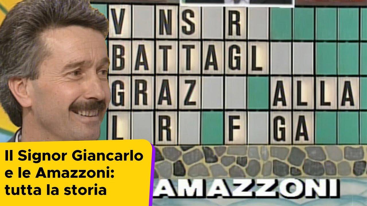 Download Il Signor Giancarlo e le Amazzoni: tutta la storia