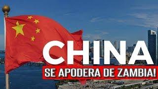 Noticias Internacionales 🔴El Gobierno de #Zambia vende su país a #China