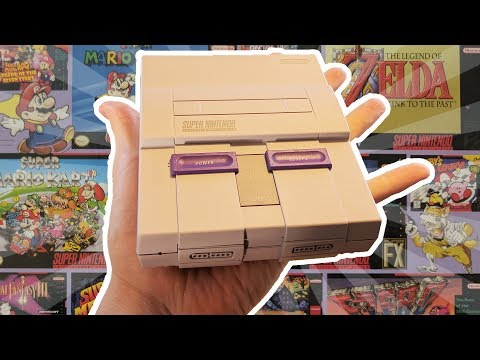 SNES Classic Edition - Gameplay of ALL 21 Games LIVE!